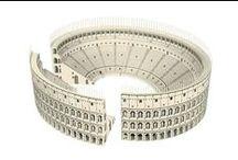 Colosseum / Roman colosseum