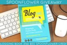 Giveaways / Weekly gifts on the Spoonflower blog! http://blog.spoonflower.com/giveaways / by Spoonflower