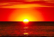 Sunrise & Sunset / by Janie Sampson