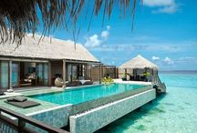 Places to Visit / Amazing homes and beautiful places.