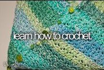 Crochet / by Susan Slone