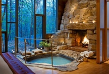 Cozy Fireplaces / by Lisa Wisman