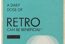 RETRO MODERN FRENZY / Celebrating the 50s-70s / by Catherine Maroussis