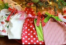 Under The Tree / Christmas gift and gift wrapping ideas.