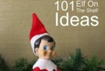 Littlest Elf / Elf on the Shelf ideas