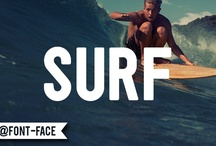 COLOR MADNESS: SURF'S UP / SOFT VINTAGE SURF / by Catherine Maroussis