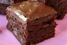 Recipes: Brownies, Blondies and Bars to die for!