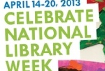 National Library Week / April 14-20, 2013! First sponsored in 1958, National Library Week is a national observance sponsored by the American Library Association (ALA) and libraries across the country each April. It is a time to celebrate the contributions of our nation's libraries and librarians and to promote library use and support. All types of libraries participate!