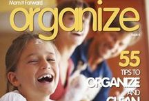 Home Organizing & Cleaning Tips / Need some tips to help you organize and clean your home? Check out our Organize eBook w/ 55 ideas to get you started along with all of these awesome pinned posts!