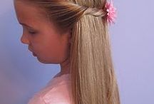 Hairstyles for the girls / Little girls hairstyles