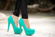"""Shoes!  / """"For women, shoes are the most important. Good shoes take you good places."""" - Seo Min Hyun / by Ysenia Sanchez"""