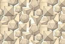 Geometric Prints / Geometry in prints, patterns, & projects  / by Spoonflower