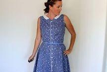 Emma Jeffery: Garment Sewing / Emma Jeffery of the Hello Beautiful blog shares some of her favorite handmade garment sewing inspiration & techniques!  http://hellobeautifulblog.blogspot.com/