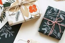 Lia Griffith: Gift Wrapping  / Designer, blogger, and Most Gifted Wrapper contest winner Lia Griffith shares some beautiful gift wrapping ideas. http://www.liagriffith.com/