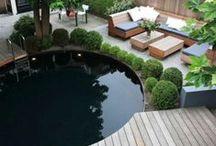 Outdoor Spaces / Outdoor Spaces