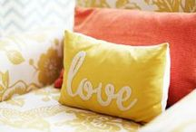 Home Decor + Accents / Add pops of color or the perfect accent piece to any room in your house. Check out these home decor ideas and find more interior design inspiration at amotherworld.com
