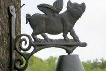 Piggie Tails / Pigs, Piggies and cute lil pigs