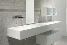 Bathrooms / Bathroom Design / by Kim Katsenes