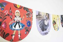 It's All About Alice / by Little Ladybird