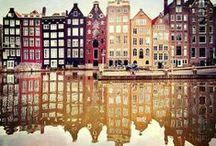 Amsterdam is xx / The city we live & love in! / by Mexx