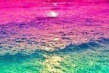 Colour is xx / A kaleidoscopic carnival of colour  www.mexx.com
