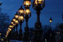 Love Street Lamps / by Linda MDO