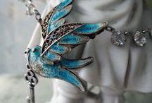 Inspired Jewelry / by Wendy Brittain
