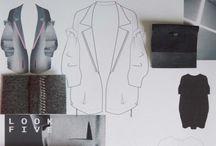 fashion sketchbooks / by Portia Lawrie