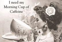 Create a Coffee/Tea Bar -Cafe-Cup a Joe -Tea -Latte / Coffee Bar Station- Tea- Capuccino