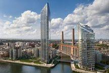 Waterfront Properties / Knight Frank boast some of the finest waterfront properties in London and across the globe.
