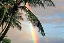 Rainbow Tower Inspiration