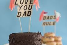 Father's Day / Easy DIY Father's Day gifts.  Dad will never forget these memorable gifts and decorations!