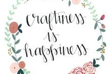 Quotes for Crafters and Artists / Quotes only crafters and artists understand!