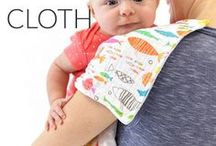 DIY Baby | Easy Tutorials to Make Adorable Baby Items / DIY projects for perfect for that cute little on in your life.  Swaddle blankets, fabric blocks, and adorable custom clothing for babies.  Moms and babies will love these super soft and useful handmade baby projects.  Each project is easy to make in an afternoon, and some have multiple uses.  Each project uses custom printed fabric or wallpaper, so they're not only a great gift, but also a one-of-a-kind handmade gem.  #handmade #diygift #baby #dybaby #babygift #babyshower #babyboy #babygirl #diy