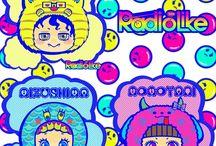 RadioLikehmm...のイラスト