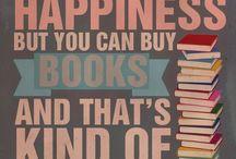 | Books / Em uma relação séria com livros.