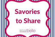 Savories to Share