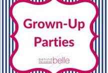 Grown-Up Parties