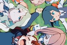 | Little Witch Academia