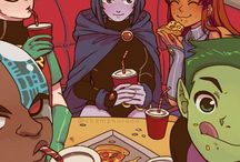 | Teen Titans