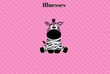 CHRONIC ILLNESSES & PAIN / Posts/articles from chronic illness & pain sufferers. Covering various different conditions