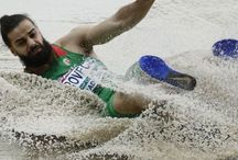 Long jump Hungary Virovecz / The best of Hungary