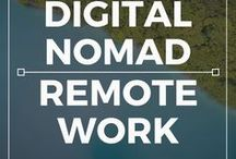 Digital Nomad | Remote Work / This group board is for all your best travel advice, travel guides, itineraries, day trips, travel tips & hacks! Please onot more than 5 per day! For each pin you post, pin another from the board. To be added to the group board, follow me and contact me with your Pinterest link: