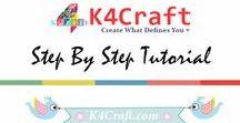 Step by Step Craft Tutorial