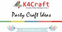 Party Crafts