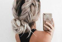 Hairstyles / #hair #hairstyles