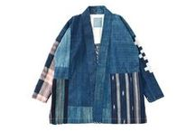 Japanese Inspired Shirts (Noragi, Lhamo, Kimono)