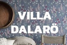 Villa Dalarö - Sandberg / VILLA DALARÖ from Sandberg Wallpaper, is a gentle collection designed for those living in the countryside or for those who yearn to. Beautiful new designs and heritage patterns, offered in a color palette inspired by nature.
