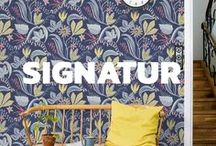 Signatur - Sandberg / The Signature collection from Sandberg is treasure trove of beauty, rhythm and humour.