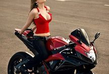Beauties and Motorcycles